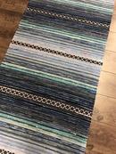 KIIKKALAINEN KAUNOTAR sininen  80 x 305